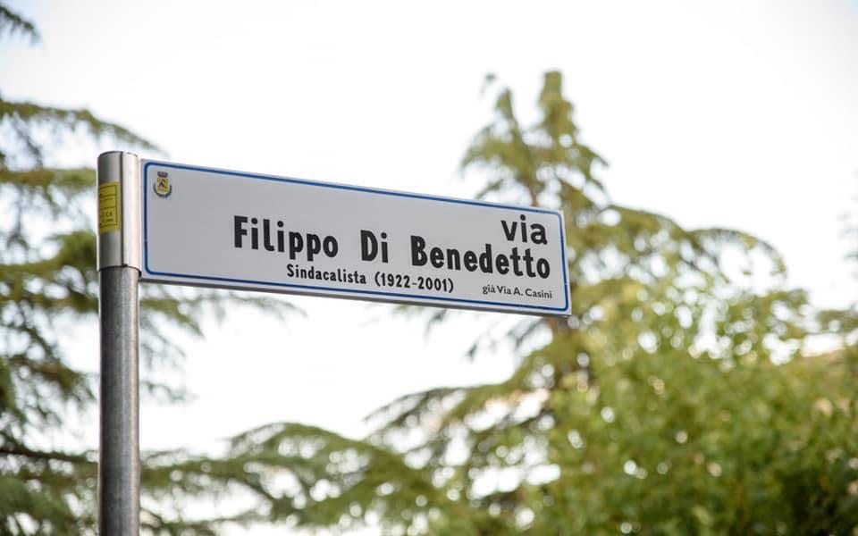 Saracena omaggia, con l'intitolazione di una strada, Filippo Di Benedetto, lo Schindler calabrese in Argentina